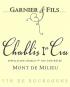 Bourgogne: Chablis 1er Cru Mont de Milieu 2012 Domaine Garnier (Lot de 6)