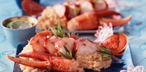risotto-de-homard